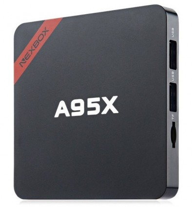 Приставка Android TV NEXBOX A95X 2Gb + 16Gb