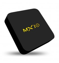 Приставка Android TV MX10 4Gb + 32Gb